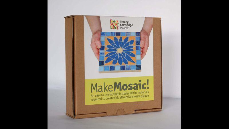 Gerbera, Beginners Mosaic Kit