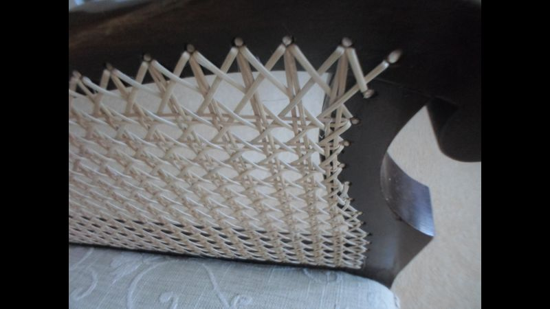 Re-woven 6-way pattern
