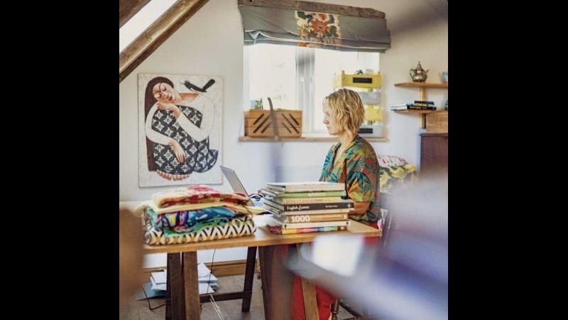 Online interior design courses.Wellbeing retreat. Wellness Derbyshire