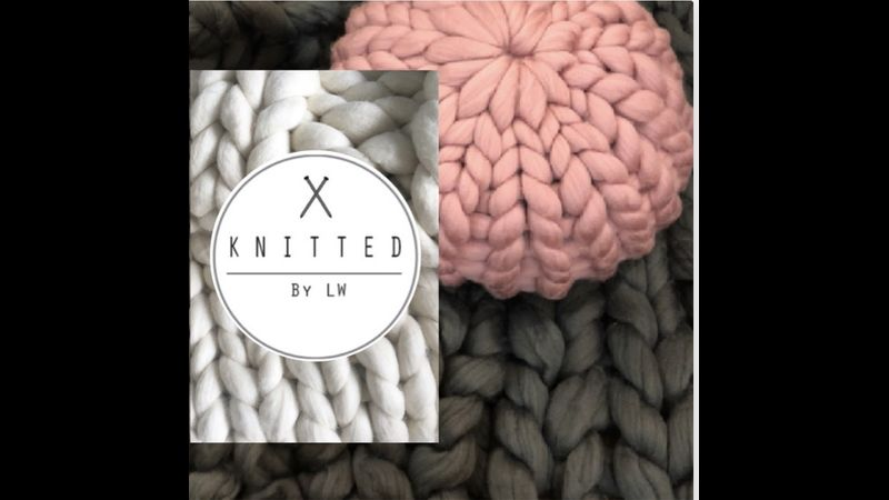 Knitted by Lw Arm knitting Workshops