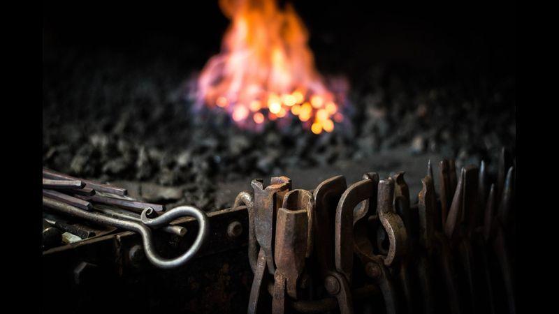 Fire Iron Art Blacksmithing