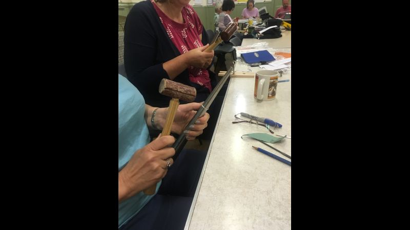 Making silver rings