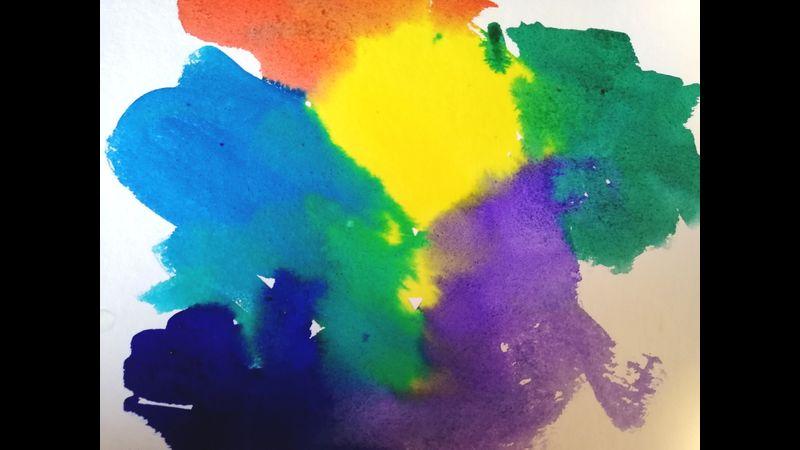24 Brilliant intense dyes.