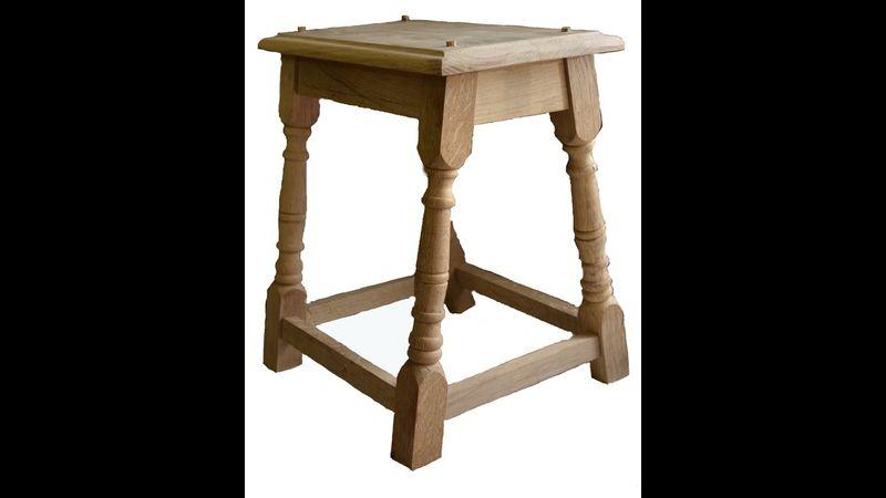 Joyned stool