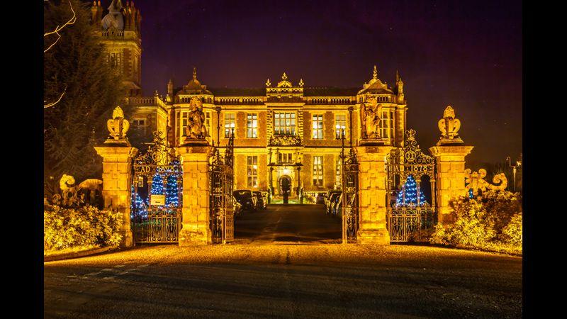 Christmas Crochet Retreat at Crewe Hall