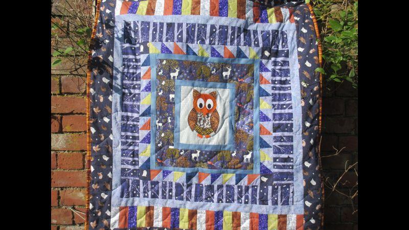 Night Owl quilt
