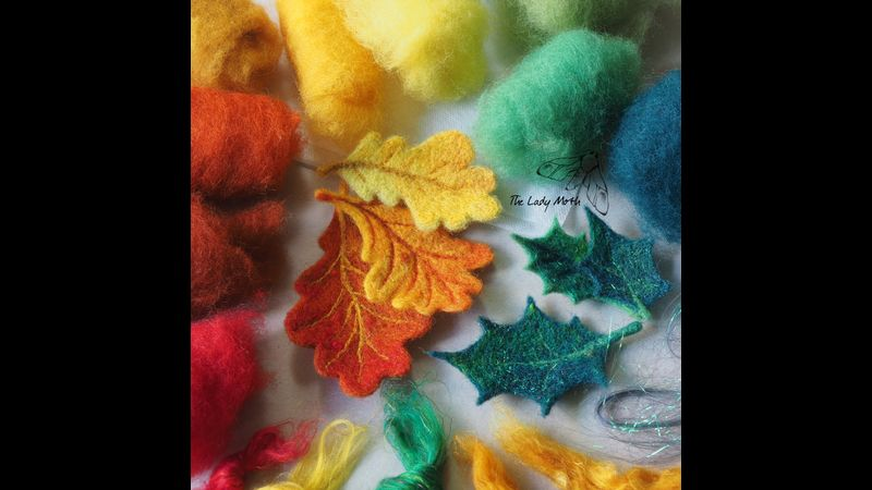 fabulous selection of fibres are included in this workshop