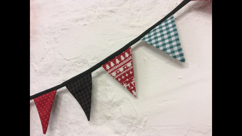 hang up your bunting!