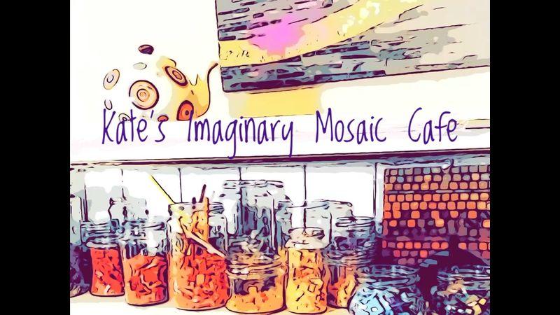 Imaginary Mosaic Cafe