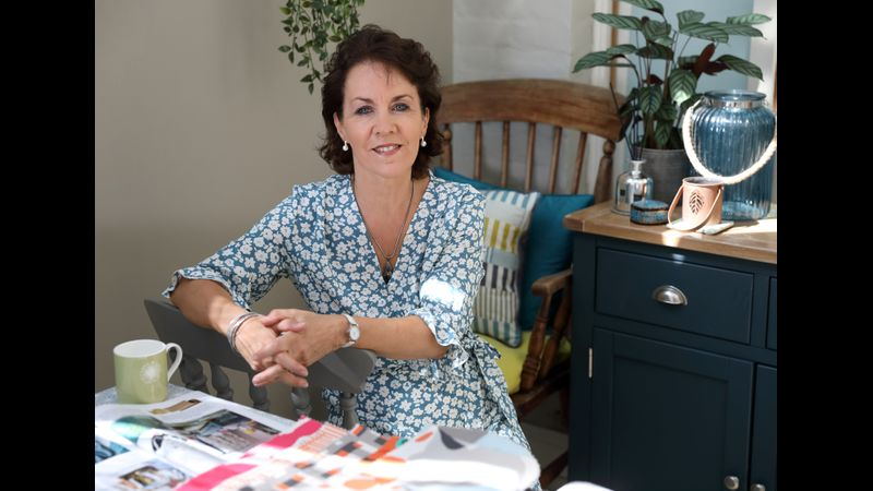 Working from my home studio, provides a relaxed and friendly atmosphere.