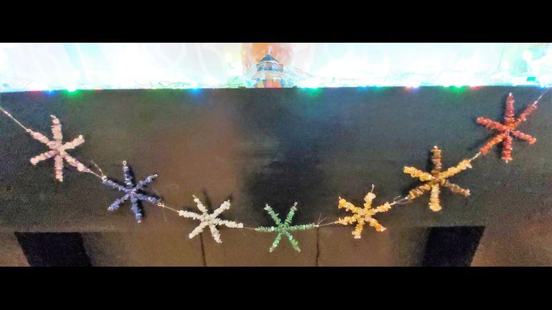 Genuine gemstones seven stars