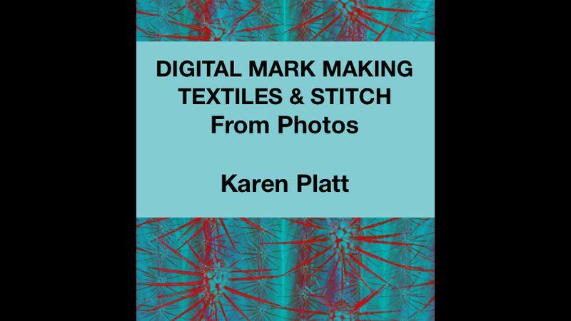 Digital Mark making from Photos