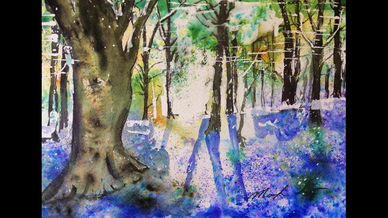 First tuition, Bluebell woods