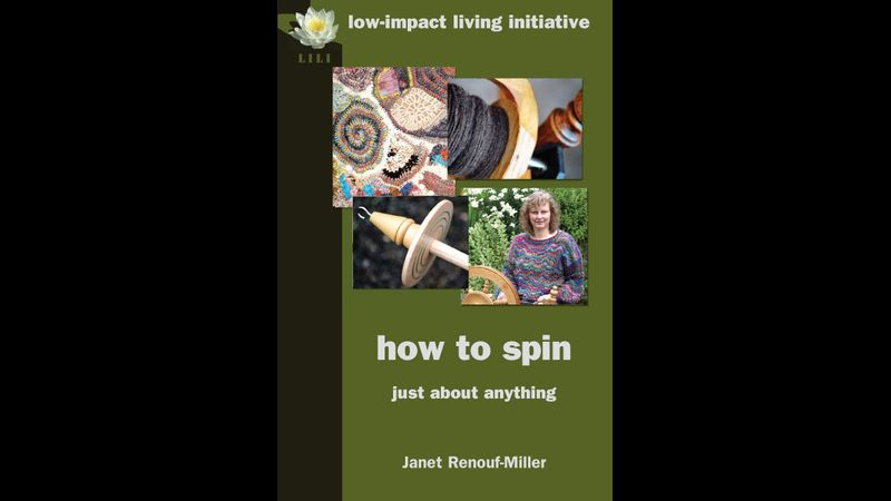the' How to Spin Just About Anything' book