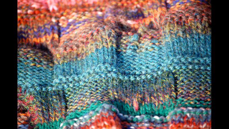 Advanced Machine Knitting