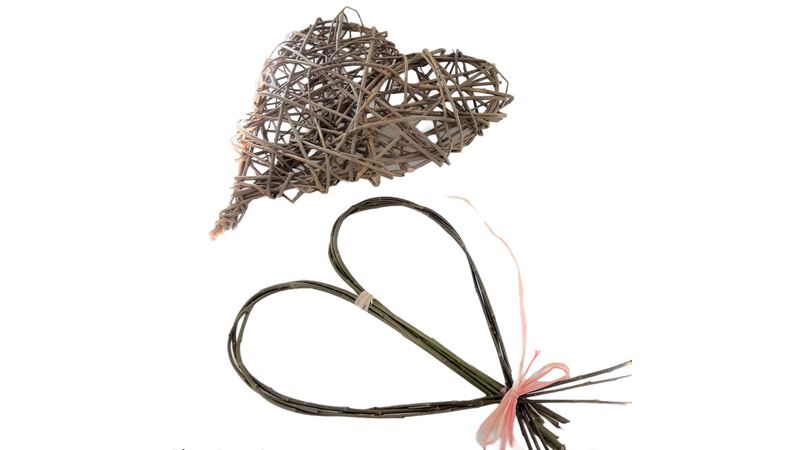 Willow Hearts Craft Kit