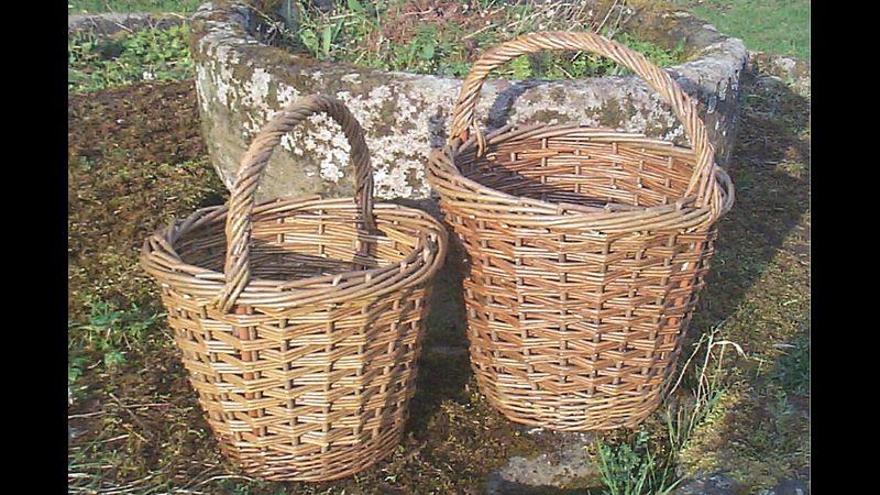 Two-Day Basket Making Workshop - Worcestershire