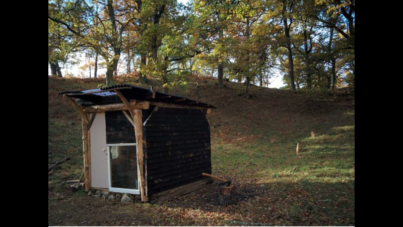 Location in the Oak woods