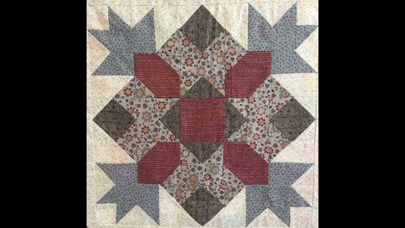 Ambleside Quilt Block 3