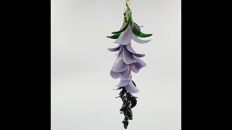 Wisteria - represents Love, Sensuality, Support, Sensitivity, Bliss and Tenderness