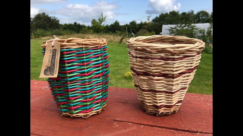 French randing basket