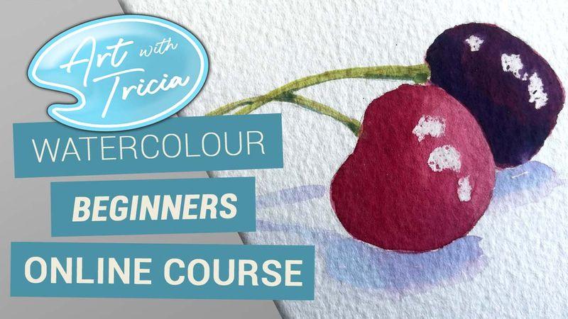 Watercolour beginners