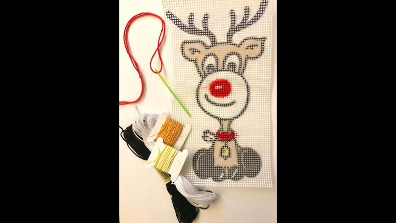 Cross Stitch (Hand Sewing)