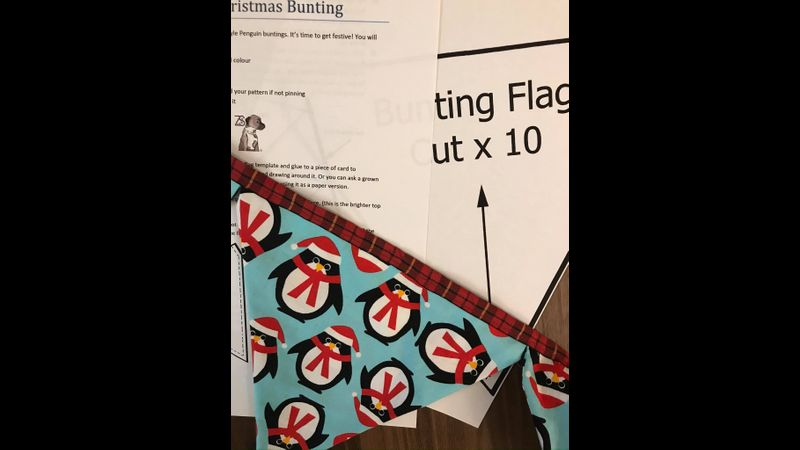 Bunting Kit