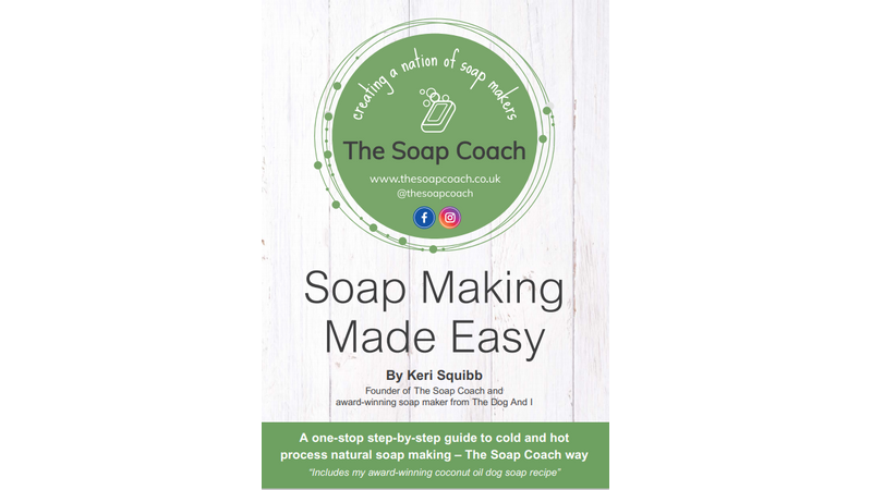 Soap Making Made Easy eBook