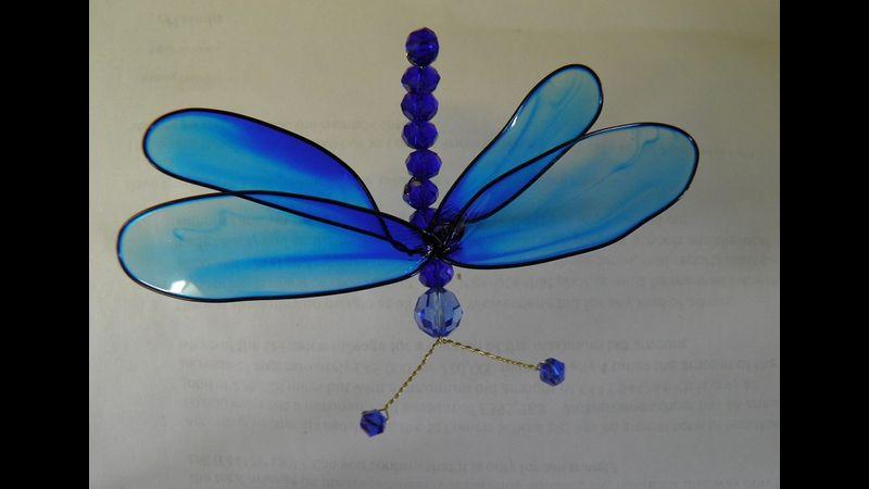 Hawaiian Blue with blue Swarovski crystals
