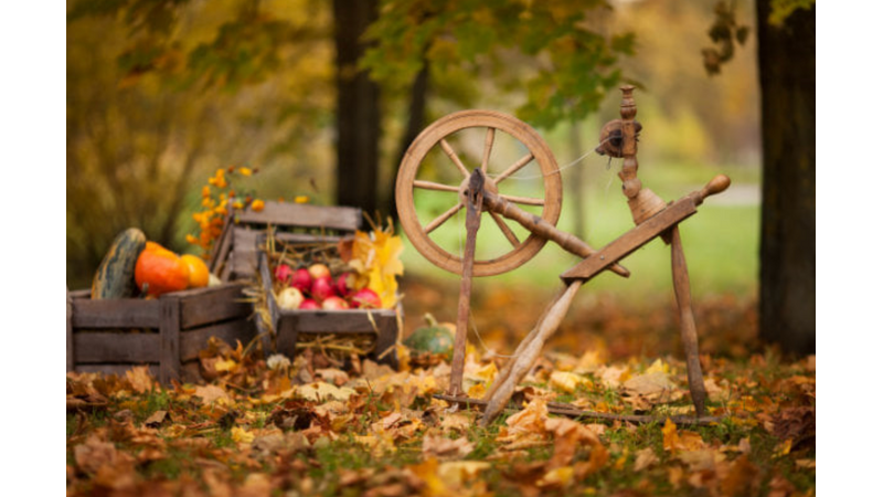 The spinning wheel - day courses