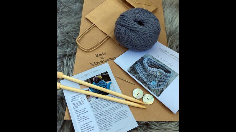 Beginners Knitting Kit