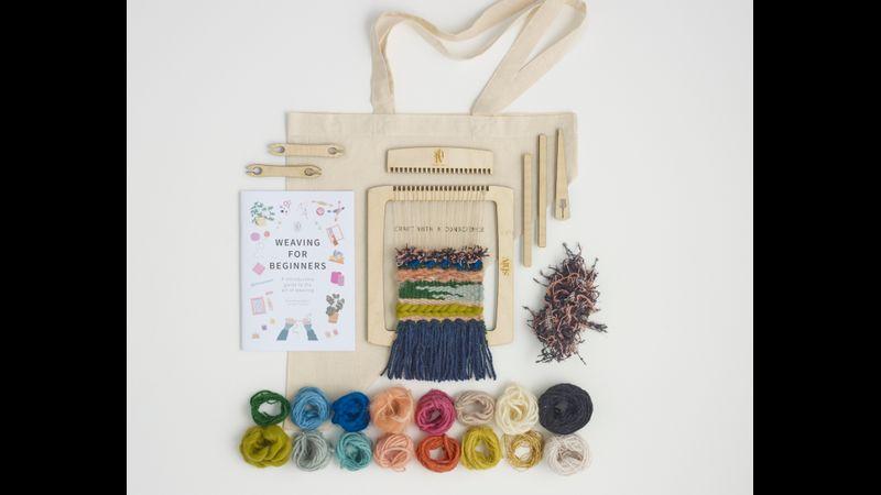 Beginners Weaving