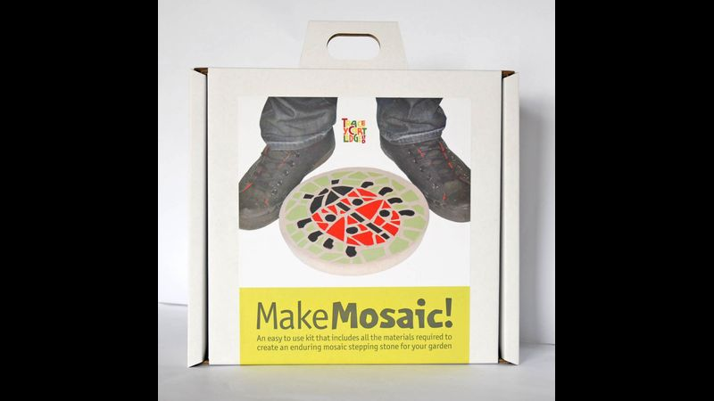 Ladybird, Mosaic Stepping Stone Kit