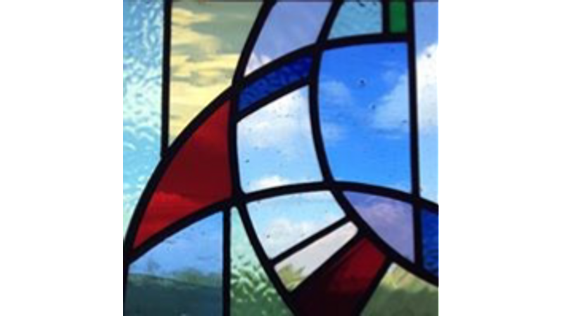 Stained Glass with Leading