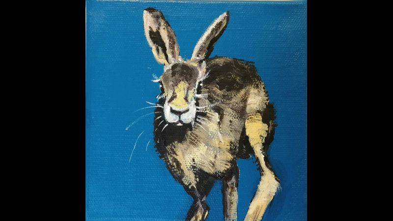 Hare two