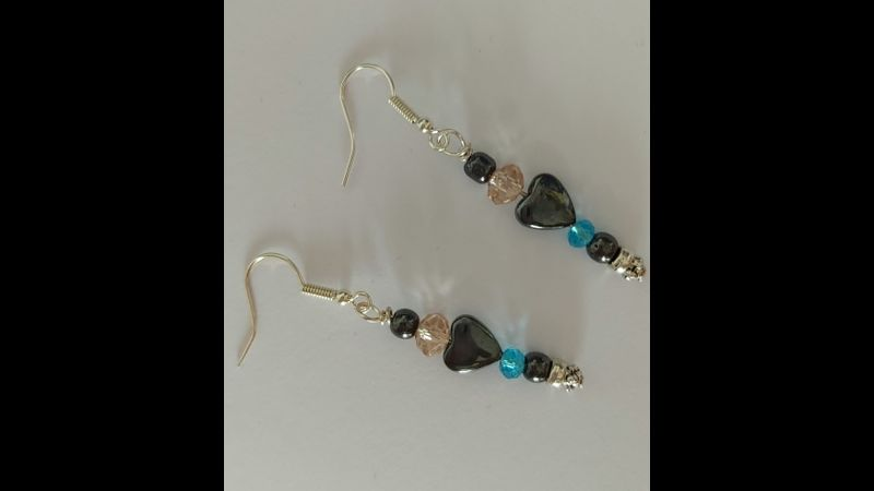 Students Earrings Created from BCTKits