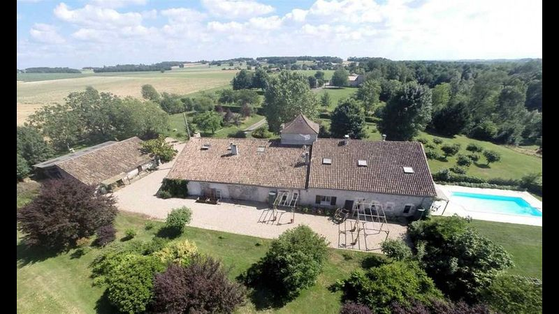 Overall view of Cottages de Garrigue