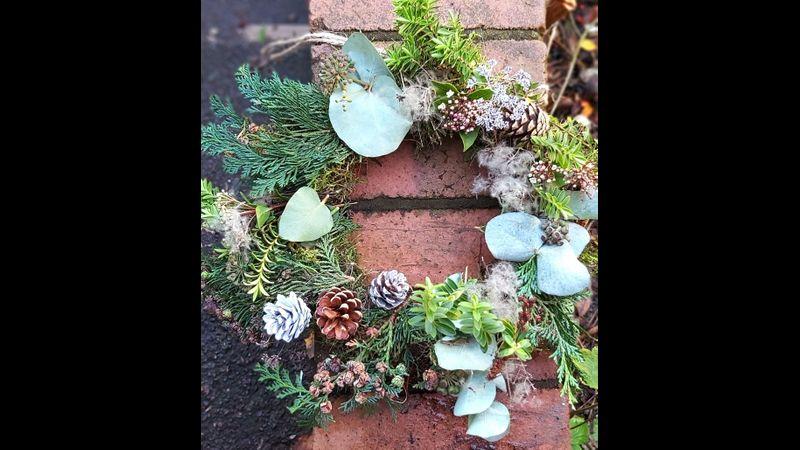 Wild wreath